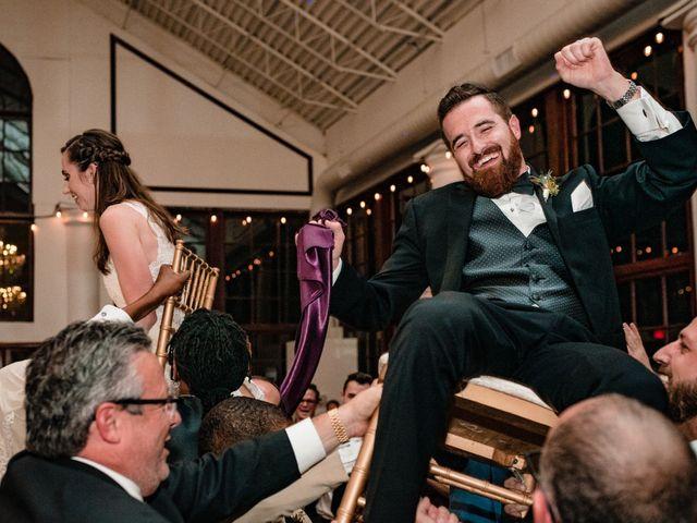 David and Colleen's Wedding in Leesburg, Virginia 17