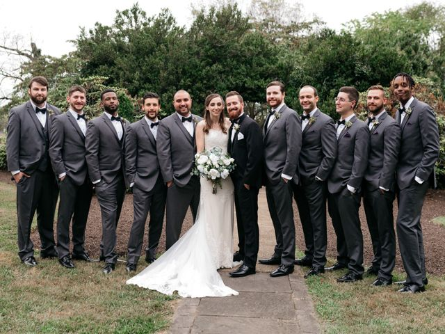 David and Colleen's Wedding in Leesburg, Virginia 34