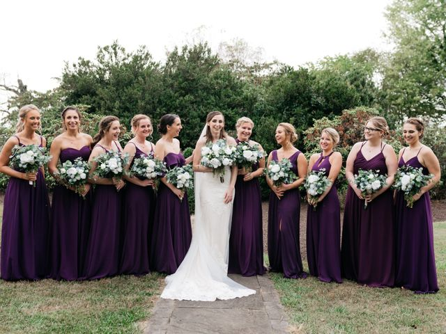 David and Colleen's Wedding in Leesburg, Virginia 35