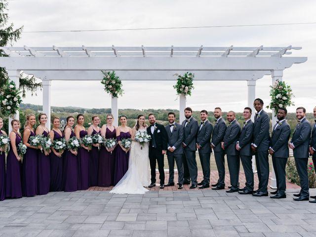 David and Colleen's Wedding in Leesburg, Virginia 36