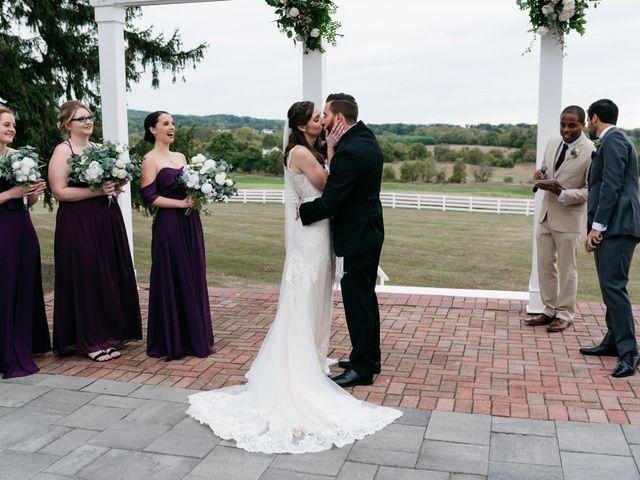 David and Colleen's Wedding in Leesburg, Virginia 37