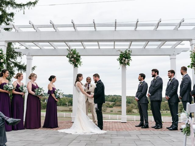 David and Colleen's Wedding in Leesburg, Virginia 38