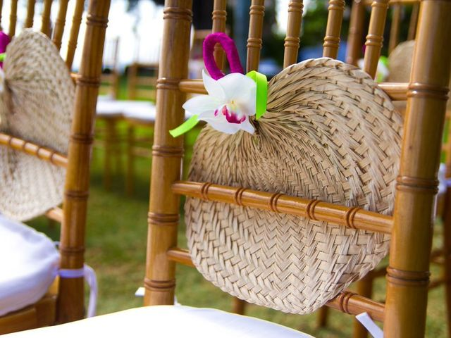 Caitlin and Nicholas's Wedding in Lahaina, Hawaii 12