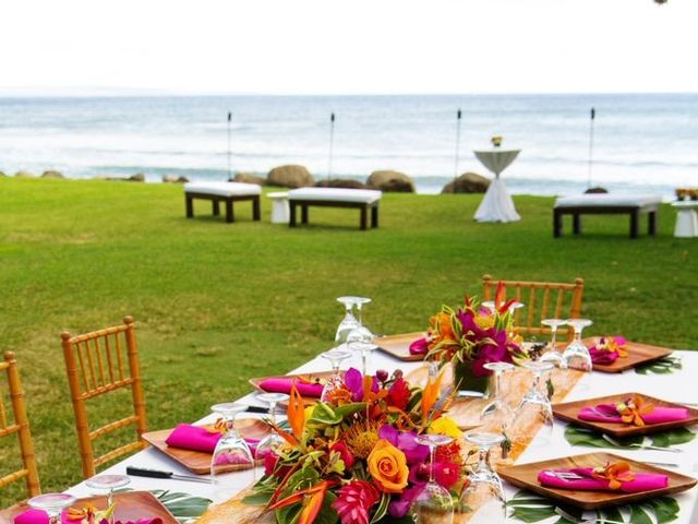 Caitlin and Nicholas's Wedding in Lahaina, Hawaii 19