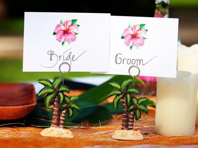 Caitlin and Nicholas's Wedding in Lahaina, Hawaii 15