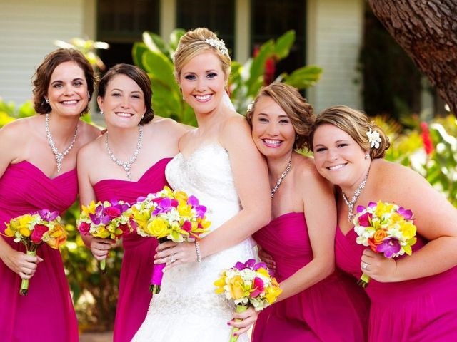 Caitlin and Nicholas's Wedding in Lahaina, Hawaii 3