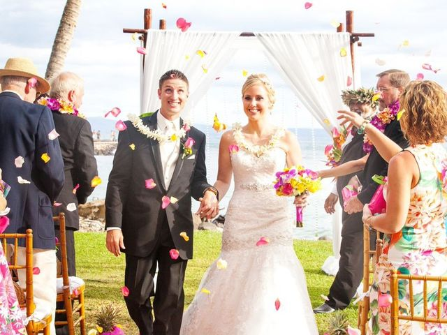 Caitlin and Nicholas's Wedding in Lahaina, Hawaii 14