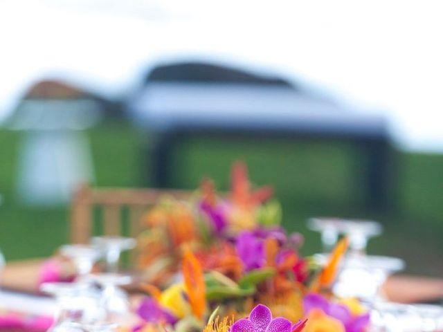Caitlin and Nicholas's Wedding in Lahaina, Hawaii 16
