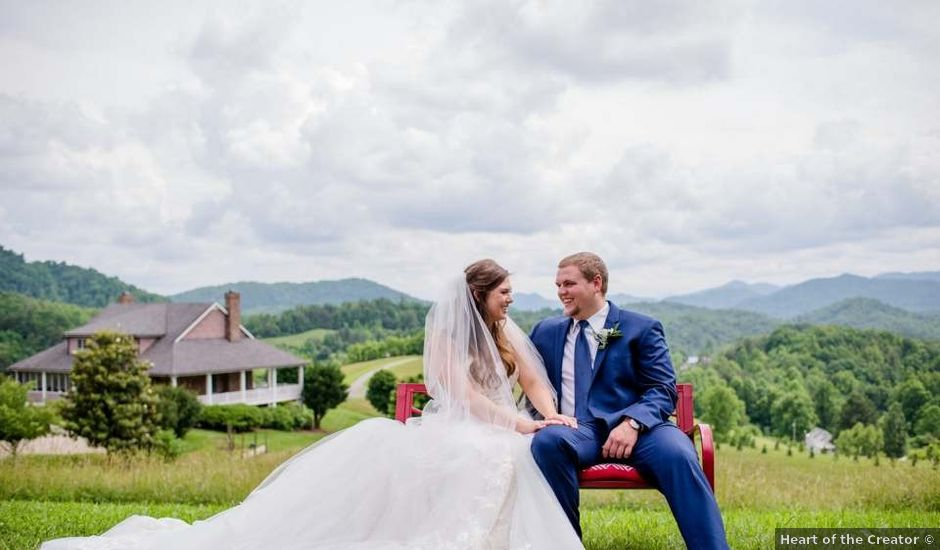 Kevin and Peyton's Wedding in Asheville, North Carolina