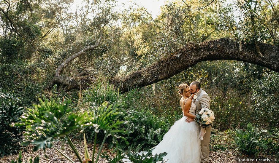 Matt and Sheryl's Wedding in Tampa, Florida