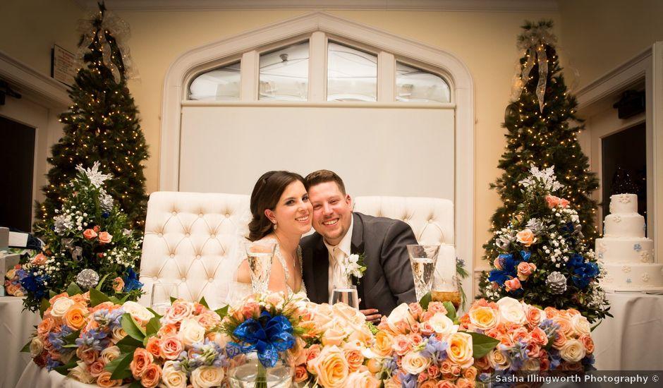Sal and Melanie's Wedding in Rye, New York