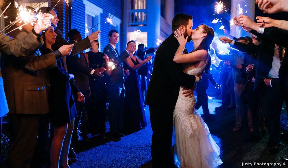 David and Colleen's Wedding in Leesburg, Virginia