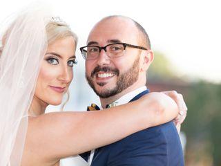 The wedding of Hillary and Matthew