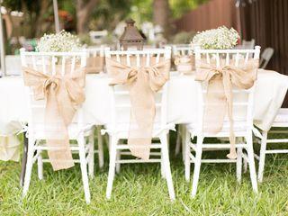 Maria and Jason's wedding in Florida 10