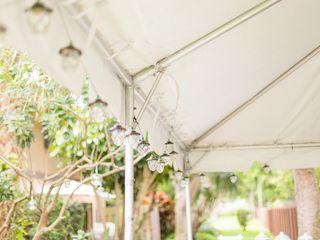 Maria and Jason's wedding in Florida 9