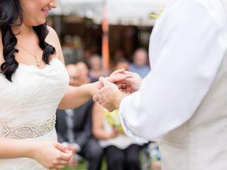 Maria and Jason's wedding in Florida 5