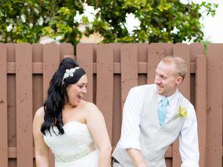 Maria and Jason's wedding in Florida 7