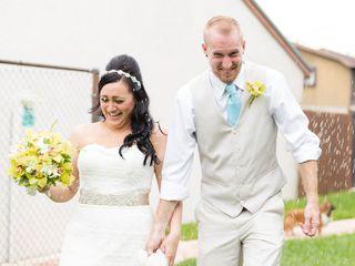 Maria and Jason's wedding in Florida 6