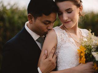 The wedding of PJ and Lauren 1