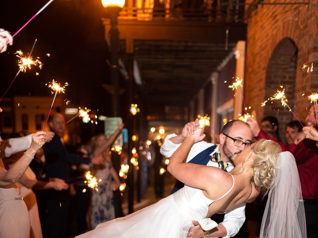 Matthew and Hillary's Wedding in Canton, Mississippi 4