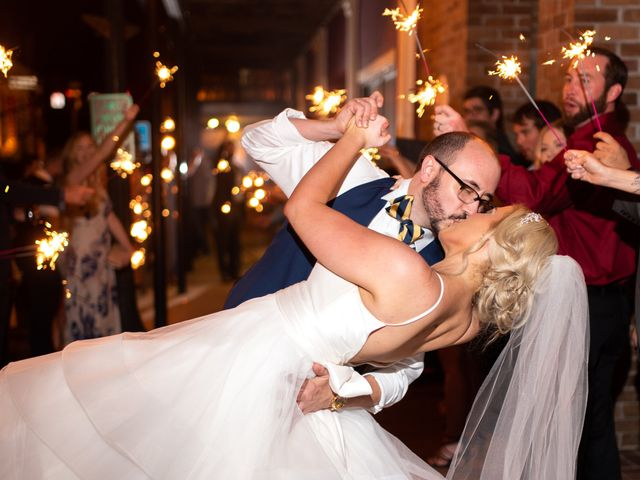 Matthew and Hillary's Wedding in Canton, Mississippi 5