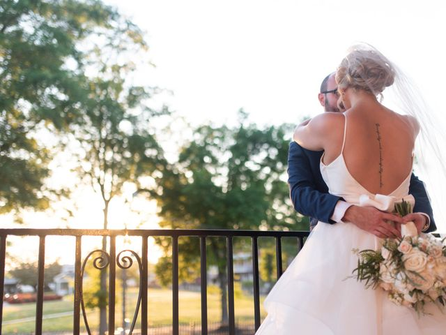 Matthew and Hillary's Wedding in Canton, Mississippi 8