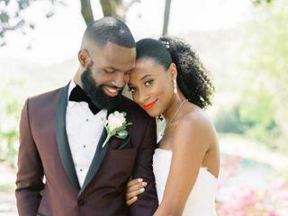 The wedding of Niara and Allan