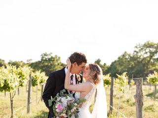 The wedding of Ashton and Ashton