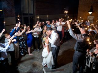 The wedding of Staci and Russ 1