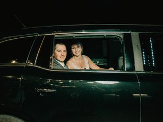 The wedding of Lauren and Nick 1
