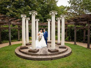 The wedding of Eliana and Ryan