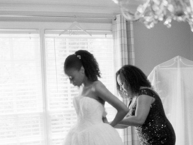 Allan and Niara's Wedding in Tate, Georgia 4