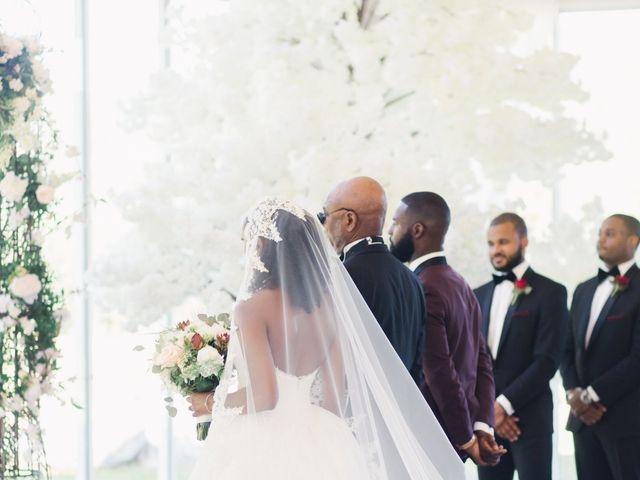 Allan and Niara's Wedding in Tate, Georgia 19