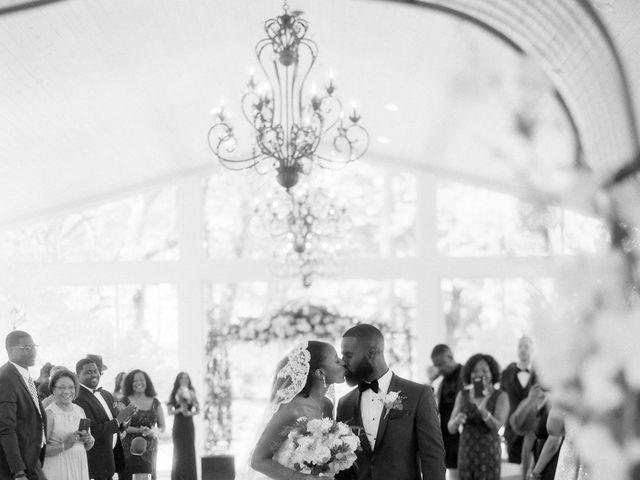 Allan and Niara's Wedding in Tate, Georgia 20