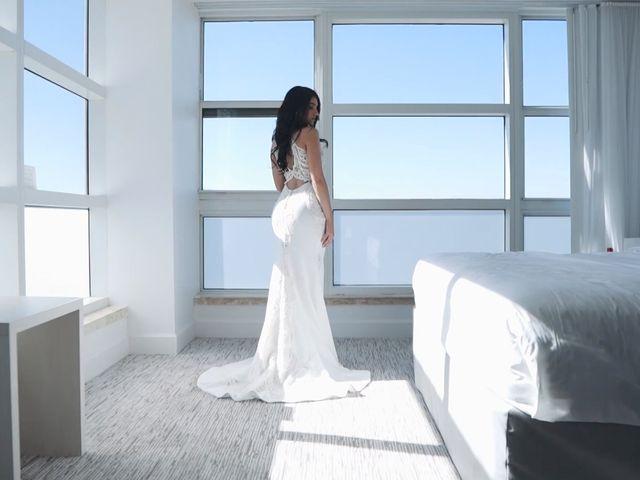 Roman and Emma's Wedding in Miami Beach, Florida 5