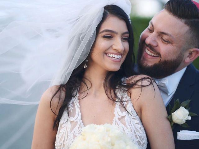 Roman and Emma's Wedding in Miami Beach, Florida 6