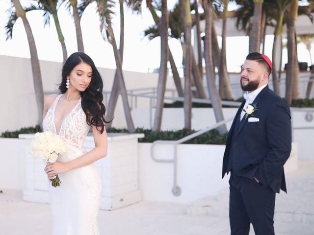 Roman and Emma's Wedding in Miami Beach, Florida 7