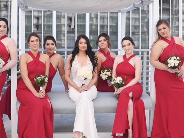 Roman and Emma's Wedding in Miami Beach, Florida 8