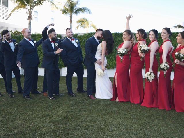 Roman and Emma's Wedding in Miami Beach, Florida 23