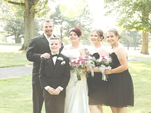 Kristine and Paul's Wedding in York, Pennsylvania 11