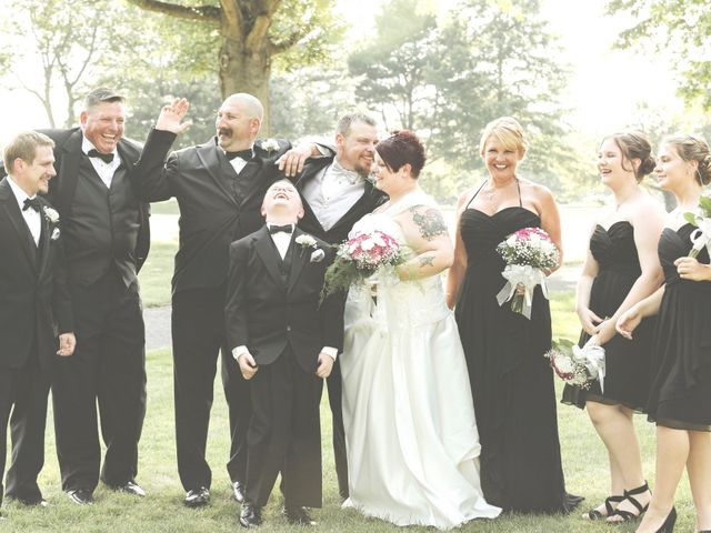 Kristine and Paul's Wedding in York, Pennsylvania 1