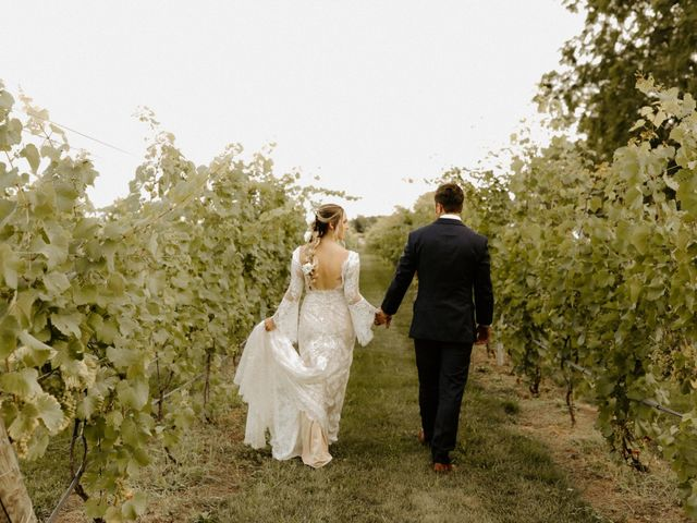 Eric and Amanda's Wedding in Lake Leelanau, Michigan 2
