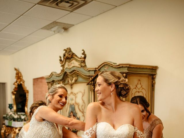 Scott and Amy's Wedding in Lake Orion, Michigan 7