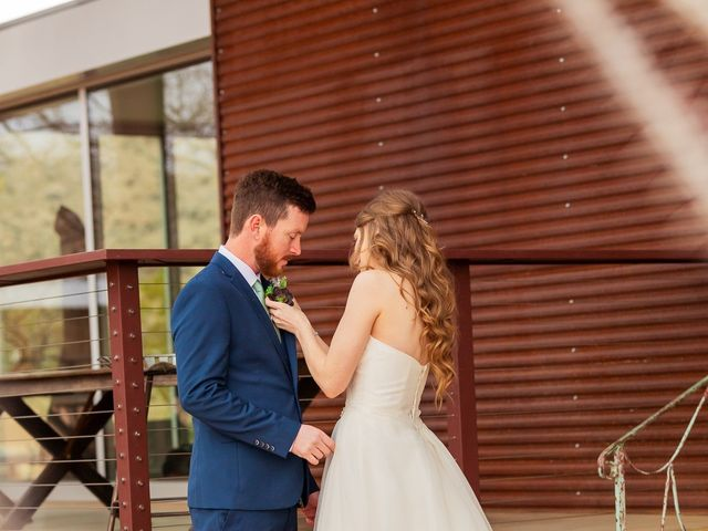 Trent and Julie's Wedding in Pioneertown, California 7