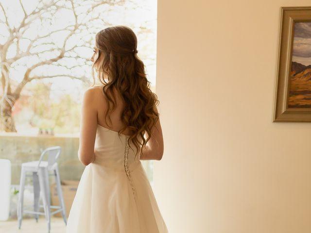 Trent and Julie's Wedding in Pioneertown, California 10