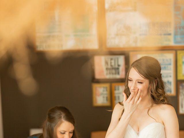 Trent and Julie's Wedding in Pioneertown, California 12