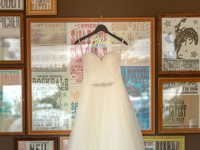 Trent and Julie's Wedding in Pioneertown, California 15
