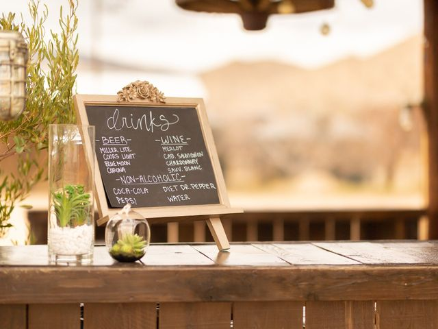Trent and Julie's Wedding in Pioneertown, California 16