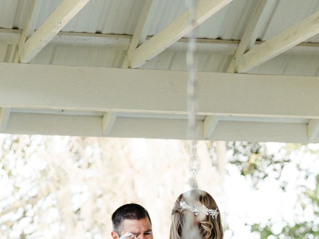 Logan and Bri's Wedding in Lithia, Florida 11