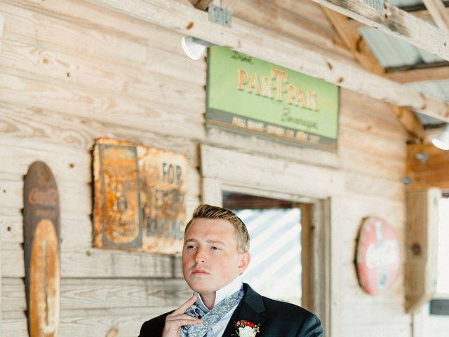Logan and Bri's Wedding in Lithia, Florida 13